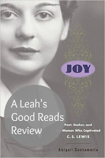 Review of a biography of Joy Lewis, wife of C.S. Lewis