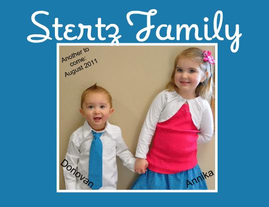 Stertz Family