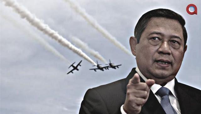 SBY Siap Pasang Badan Tolak Kudeta Militer