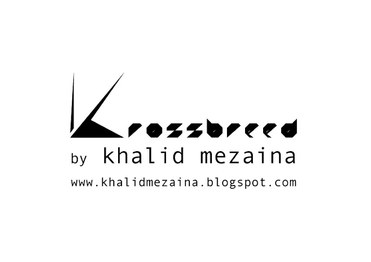 krossbreed by khalid mezaina