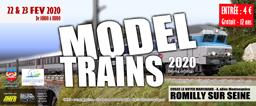 Annonce : MODEL TRAINS 2020 22-23 février 2020
