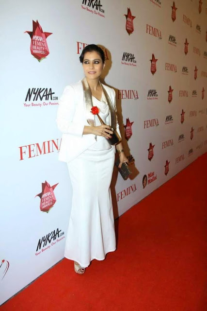 Kajol Pic At Femina Beauty Awards 2015