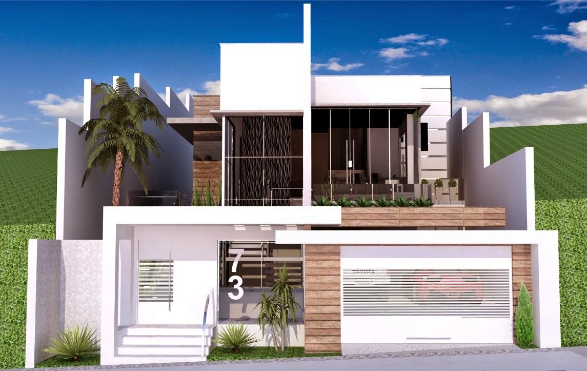 Click brasil im veis dicas de casas estilo moderno - Casa design moderno ...