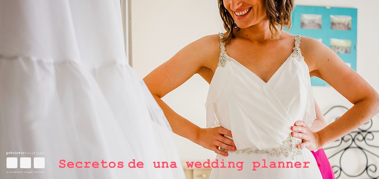 Secretos de una Wedding Planner