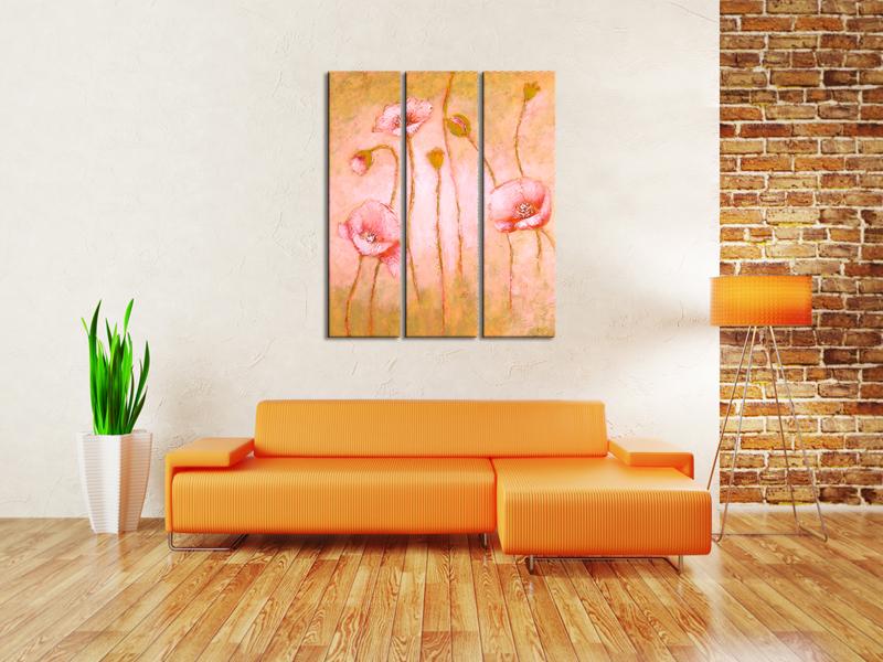 classico e moderno quadri : Bimago blog: Come arredare gli interni in stile impressionista?