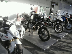 Motorrad Cross Country Tour BMW