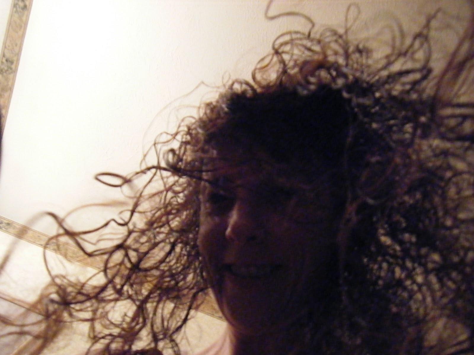 how to get straight voluminous hair