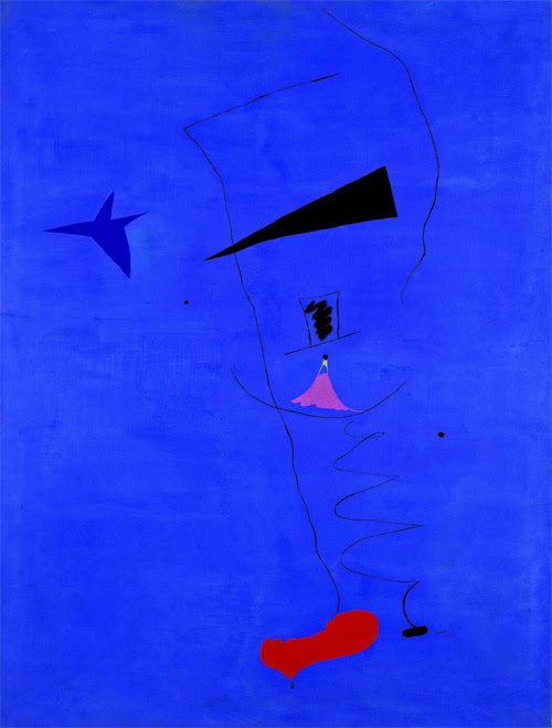Etoile Bleue's painting was sold for $37 million