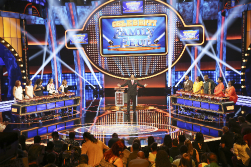 Celebrity Family Feud premieres on June 21 on ABC.