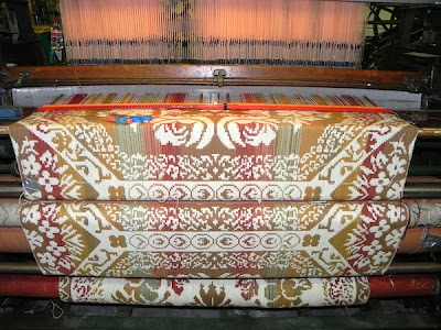 Rabbit Goody: A Rare American Ingrain Carpet