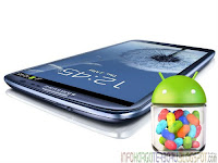 Samsung Umumkan Ponsel Smartphone Update Android Jelly Bean