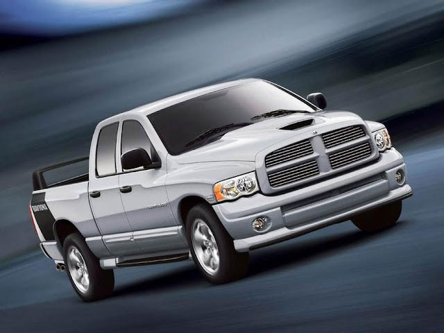 ダッジ・ラム 3代目 | Dodge Ram [2002-07]