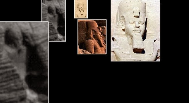 Swiss Scientists: Atlantis Was On Mars & Ancient Egypt Traded With Them