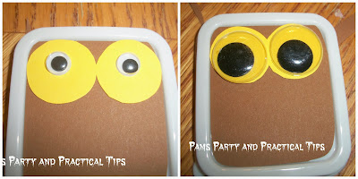 How to make an owl Halloween treat box perfect for class parties