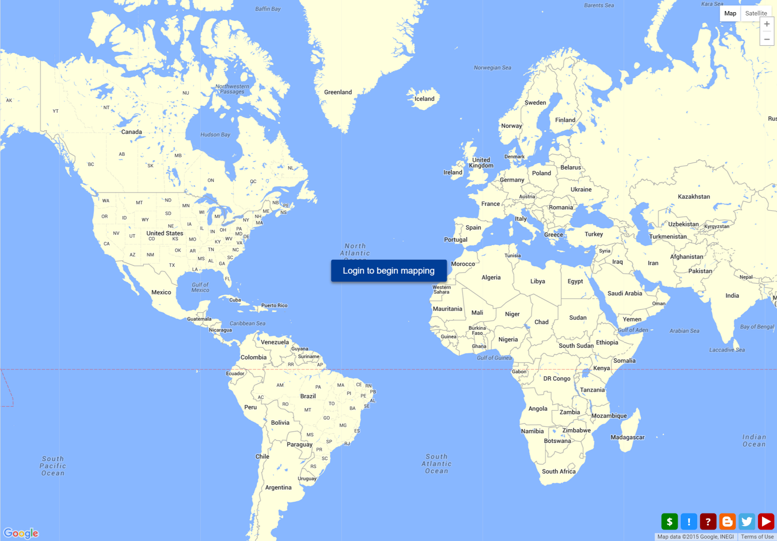 Genealogy Trot: RootsMapper a FamilySearch compatible app