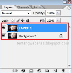 Cara membuat layer