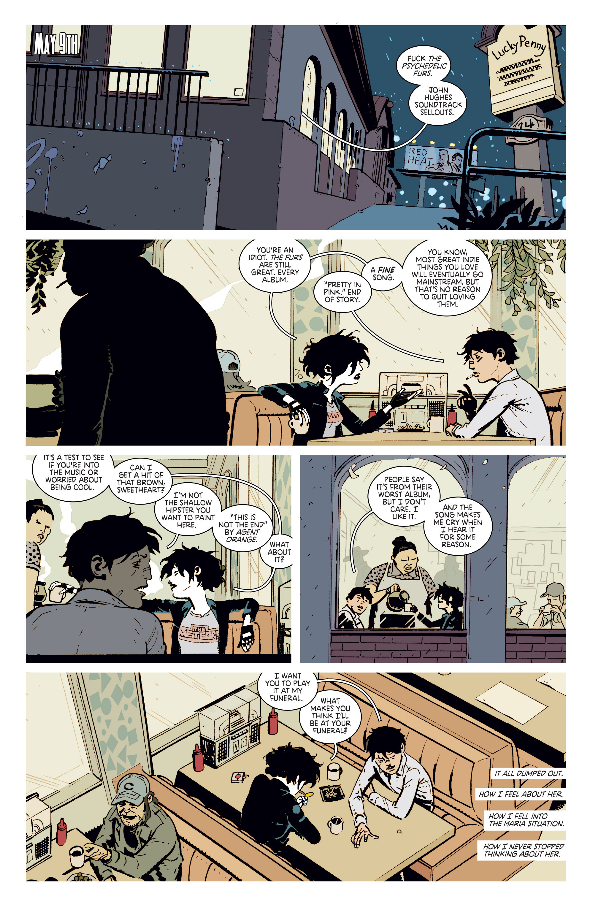 Read online Deadly Class comic -  Issue # _TPB 3 - 56