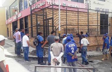 Alcaldía de Mérida trabaja en la recuperación de las tuberías de aguas en la ciudad