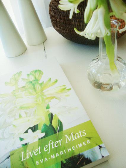 """Vill du beställa min bok """"Livet efter Mats""""?"""