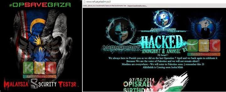 LAMAN WEB ISRAEL DIGODAM HACKER MALAYSIA