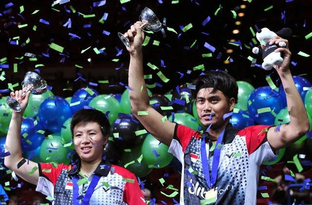 2 Wakil Indonesia Juara Di All England 2014