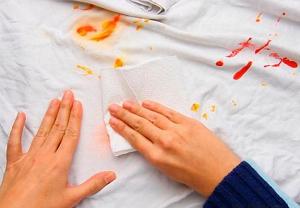 cara ampuh hilangkan getah pada pakaian dengan bahan alami
