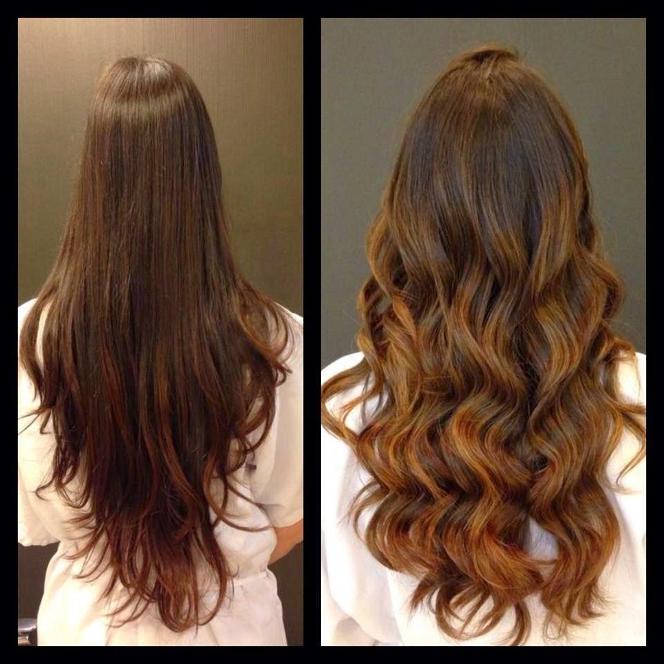 Andreza Farias Ombr 233 Hair E Luzes Os Cabelos Da Moda