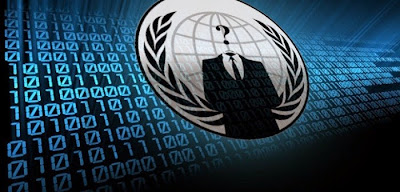Koleksi Hacker Anonymous Ukuran Besar
