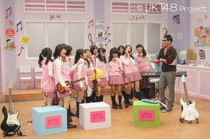 JKT48 School edisi musik