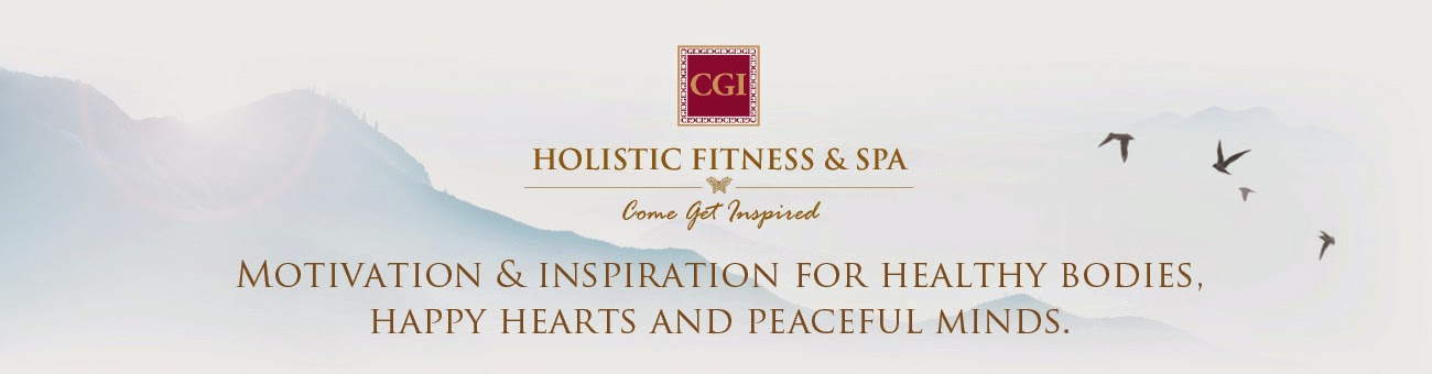 CGI Holistic Fitness & Spa (Gym, Yoga, Swim and Spa)