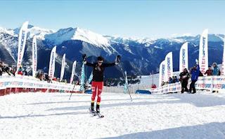 ESQUÍ - Kilian Jornet abre la Copa del Mundo con doblete en Andorra