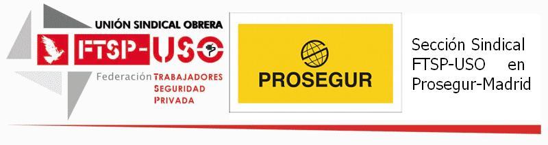Sección Sindical USO - Prosegur Madrid