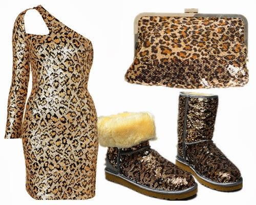 leopard sequin uggs
