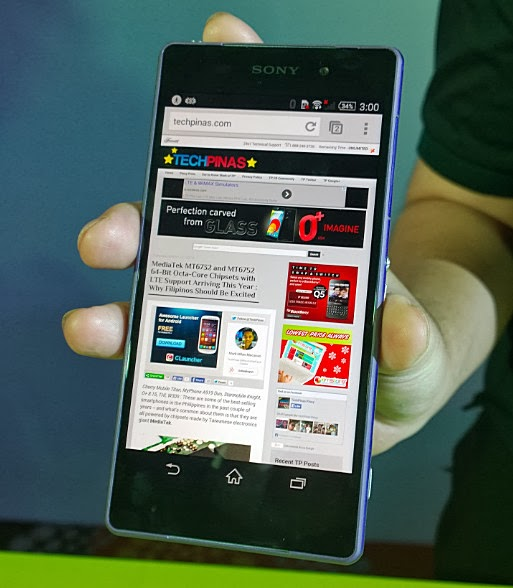 Sony Xperia Z2 Philippines, Sony Xperia Z2, 2014 Sony Xperia Smartphones, Sony Xperia Philippines