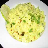 Weight Loss Recipes : Lemon Rice with Zucchini and Feta Cheese