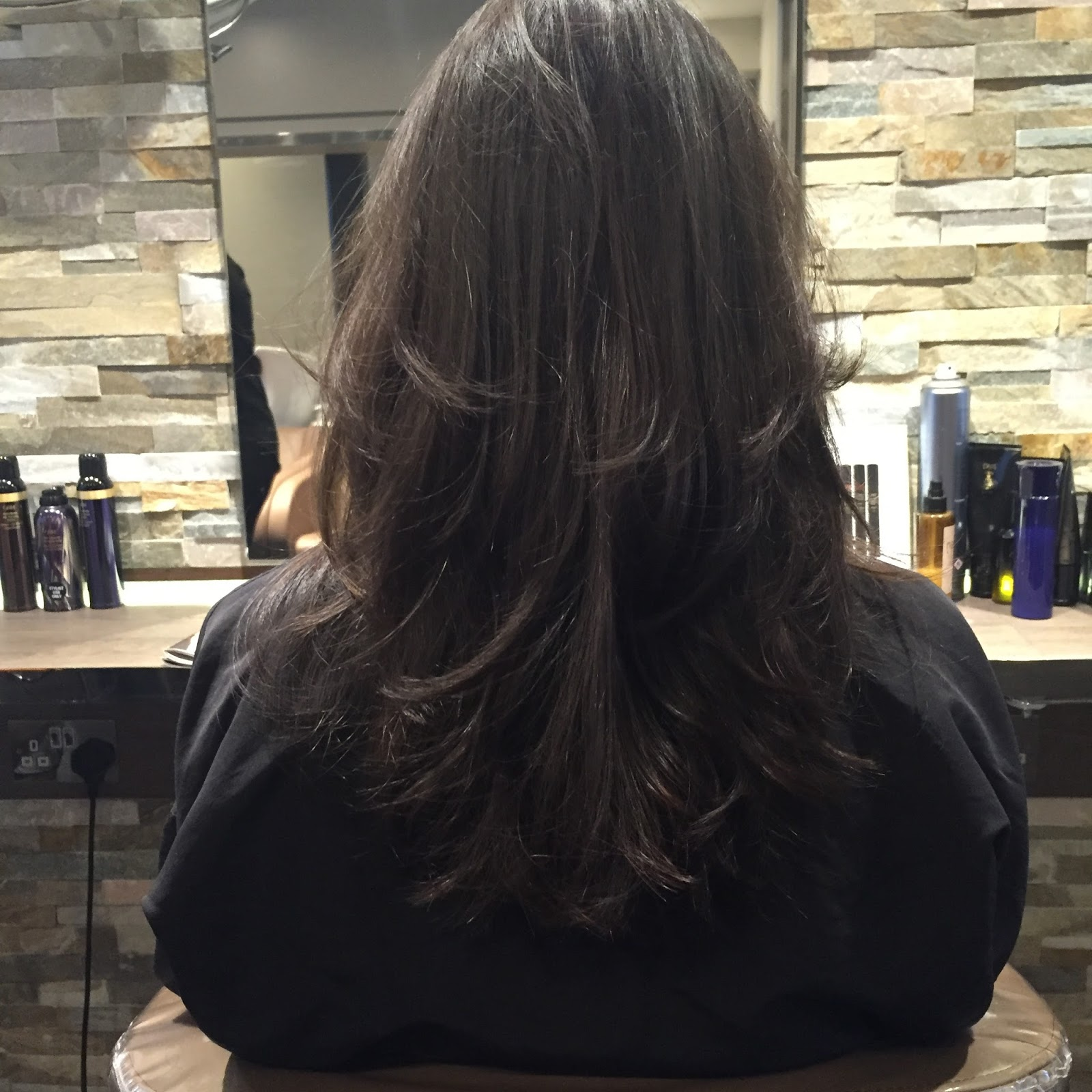 peexo haircut and blowdry at RYS hair and beauty via Ruuby app