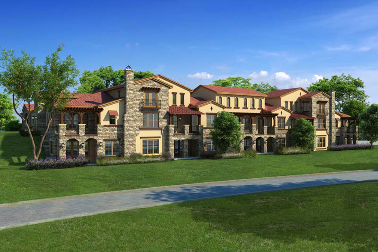 55 active adult community in leander