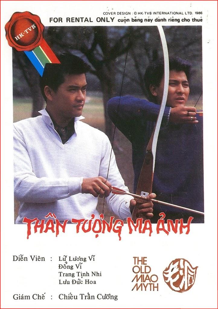 poster Thần Tượng Ma Ảnh