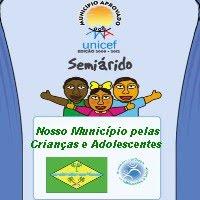 PRÓ-SELO UNICEF 2009-2012 / OLHO D'ÁGUA DO BORGES