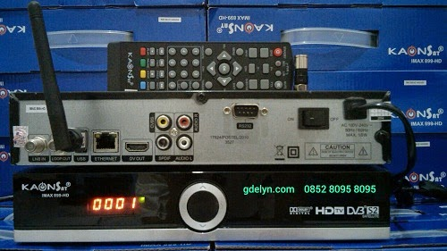 Receiver HD,Jual Receiver,Kaonsat Imax 899