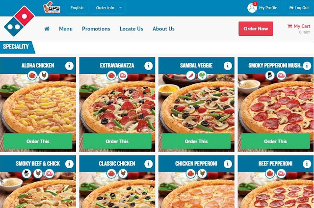 Order Domino's Pizza online now for tasty food & pizza delivery or takeaway. Find your nearest Domino's pizza store for the latest pizza coupons & vouchers.