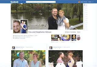 Çift kişilik Facebook geliyor !!!