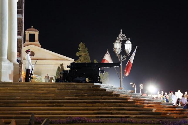 notte bianca 2012 auberge de castille valletta malta