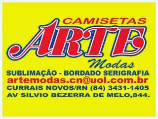 CAMISETAS ARTE MODAS