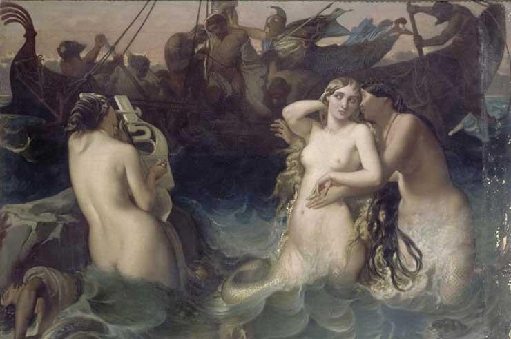 odysseus sirens mottez