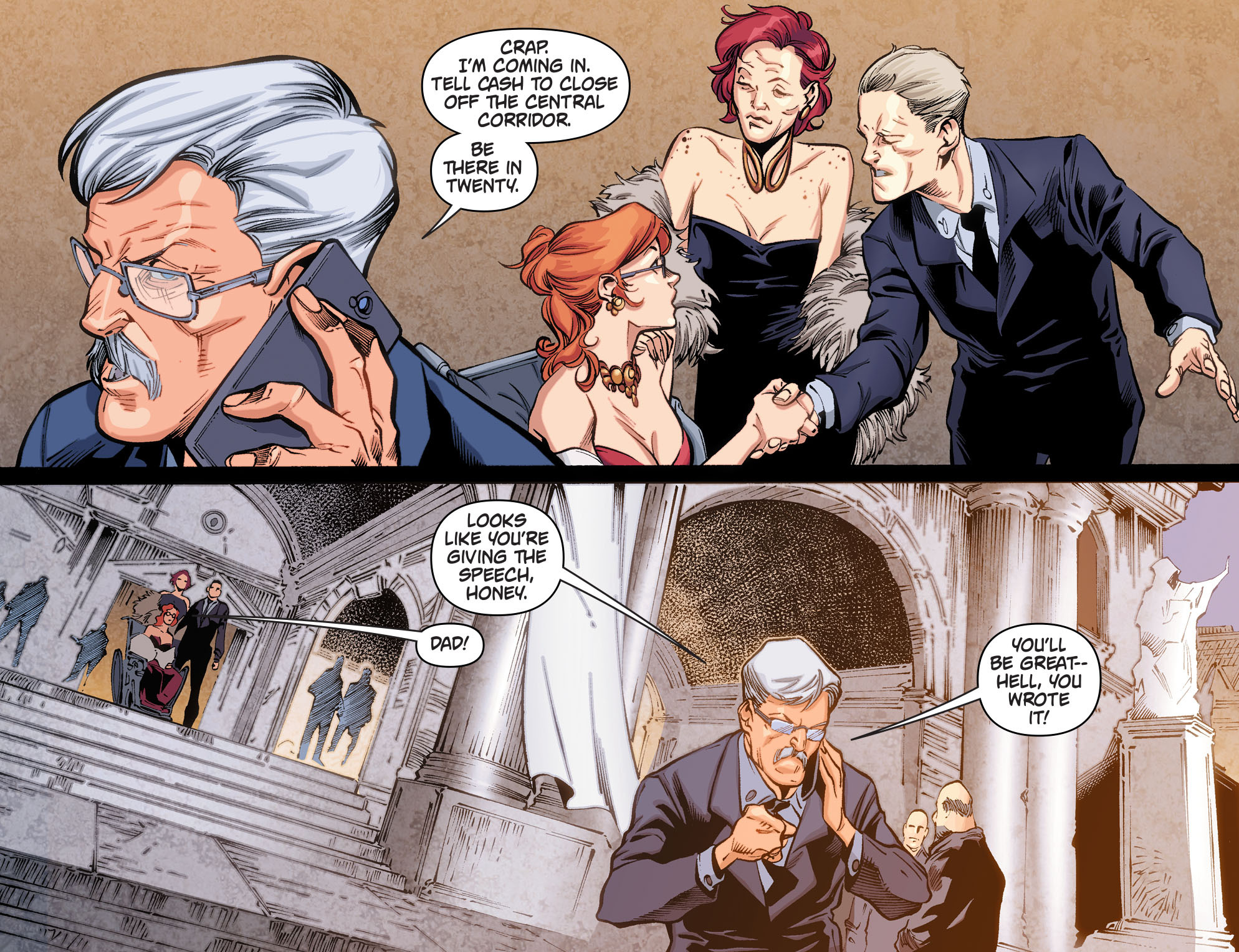 Batman: Arkham Knight [I] Issue #23 #25 - English 8