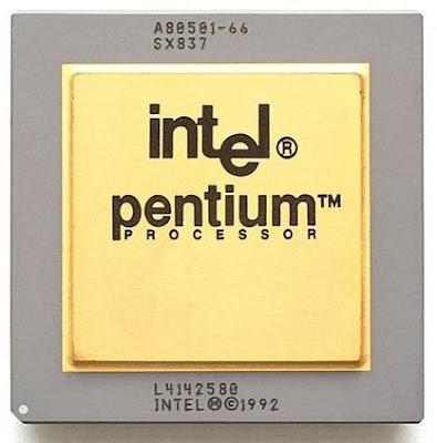 Processador Intel Pentium A80501