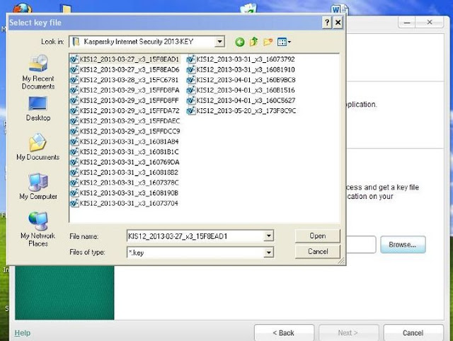 Crack KIS 2013 - Hng dn Crack kaspersky internet sercurity 2013 min ph 365 ngy s dng
