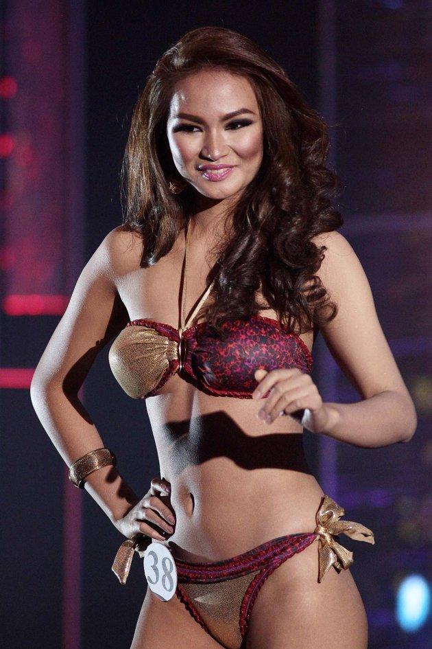 Mariz Ong Bb Pilipinas bikini pic
