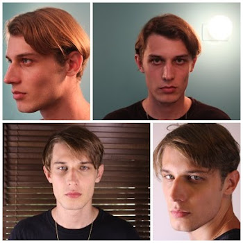 Jardel Frankilim , modelo internacional